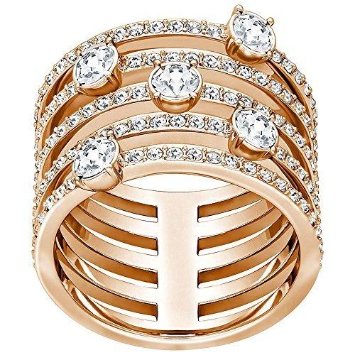 Swarovski creatividad amplia anillo–tamaño 6–5221418