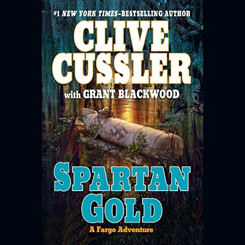 Spartan Gold                   By:                                                                                                                                 Clive Cussler                               Narrated by:                                                                                                                                 Scott Brick                      Length: 12 hrs and 21 mins     4,073 ratings     Overall 4.2
