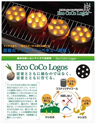 LOGOS(ロゴス)『エコココロゴス・ミニラウンドストーブ3』