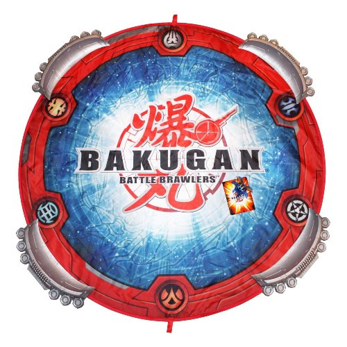 Bakugan Bakubowl - Season II New Vestroia V2 with Bakugan Ball and Metal Gate Card