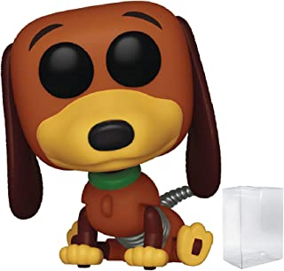 Disney Pixar: Toy Story - Slinky Dog Funko Pop! Vinyl Figure (Includes Compatible Pop Box Protector Case)