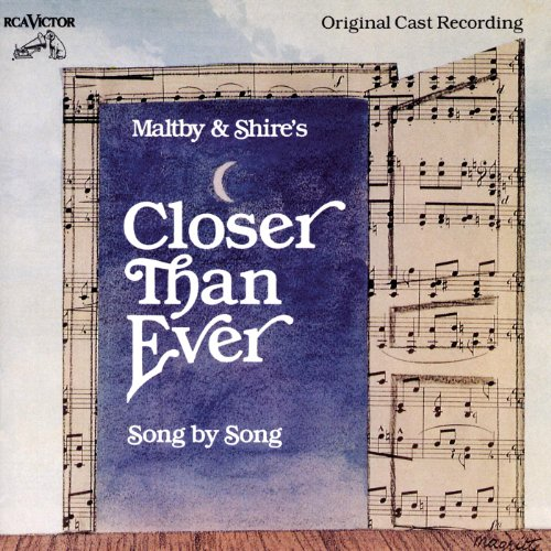 Closer Than Ever (Original Off-Broadway Cast Recording)
