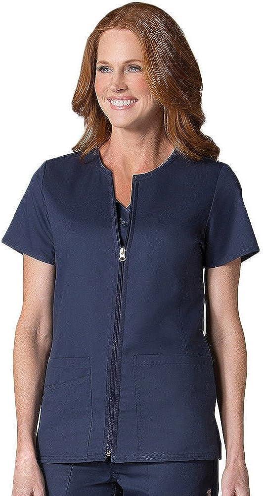 Maevn EON Mail order Excellent Back Mesh Panel Zip Short Front Jacket Sleeve