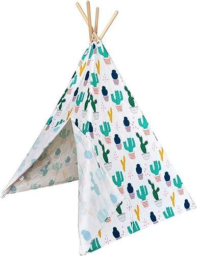 Lw de plein air Tente des Enfants 3-8 Ans tentes pour Enfants en Tissu intérieur portable Jouer Enfants Se Reposer Petite pièce 120  120  137 cm