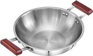 Hawkins Tri-ply Stainless Steel Deep-Fry Pan 2.5 Litre