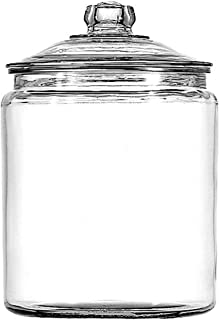 Anchor Hocking 1-Gallon Heritage Hill Jar, Set of 2