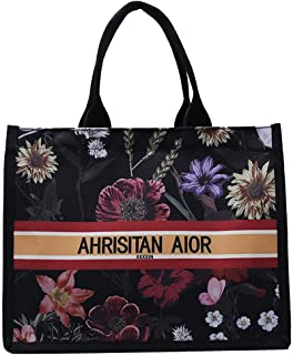 ALAIX Women' Tote Bag Handbag Canvas Bags for Women حقيبة يد نسائية حقيبة يد قماشية للنساء
