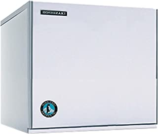 Hoshizaki Commercial Ice Machine Crescent Cuber Stainless Steel Module Water-Cooled Kmd-410Mwh