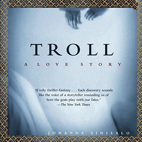 Troll audiobook cover art
