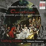 Ouvertüren und Concerto - Johann Friedrich Fasch