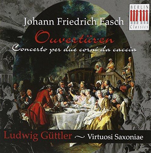 Ouvertüren und Concerto