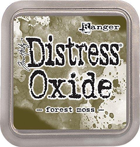 Ranger Forest Moss Tim Holtz Distress Oxides Ink Pad  