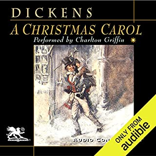 A Christmas Carol [Audio Connoisseur Version] audiobook cover art