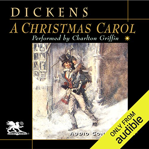 A Christmas Carol [Audio Connoisseur Version] audiobook cover art