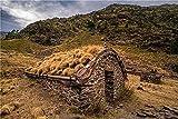 N\A Puzzle Jigsaw Rompecabezas De 500 Piezas Mountains Stones Parks Andorra Coma Pedrosa Hobby Home Decoration DIY