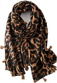 Huiyuzhi Womens Casual Warm Color Block Plaid Blanket Scarf Gorgeous Wrap Shawl