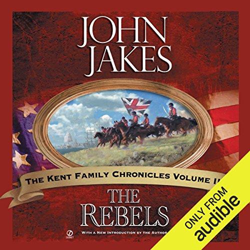 The Rebels audiobook cover art
