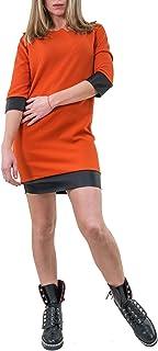 Abito Donna - Casual - Vestiti Donna - Vestito per Tutti Giorni - Made in Italy