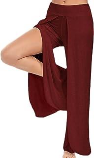 Amazon Es Rajas Pantalones Mujer Ropa