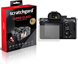 Scratchgard Unbreakable Hybrid Nano Glass (Stronger Than Tempered Glass) Flexible Film Camera Screen Protector for Sony A7...