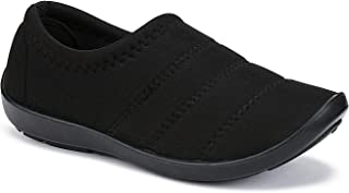 Camfoot Women Black-New 3003 Trendy Stylish, Loafers,Sneakers,Sports Shoes, Running Shoes