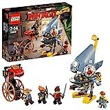 LEGO Ninjago - Ataque de la piraa (70629)