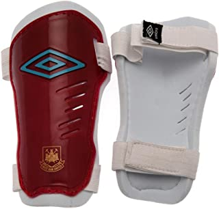 West Ham United F.C. Umbro Shinpads XS by footballsouvenirs