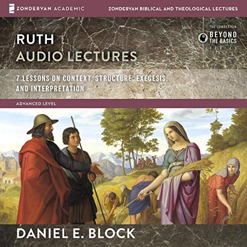 Couverture de Ruth: Audio Lectures