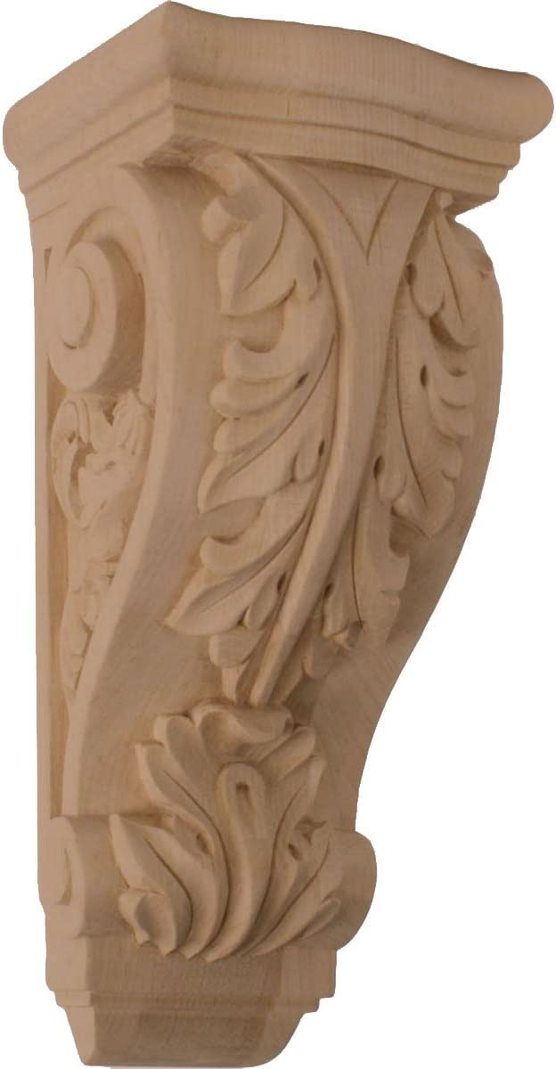 Ekena Millwork COR05X04X12FRCH-CASE-6 Factory Bargain sale Primed Corbel Genuine