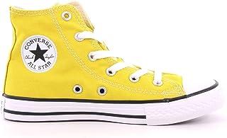 zapatilla converse amarillo niño