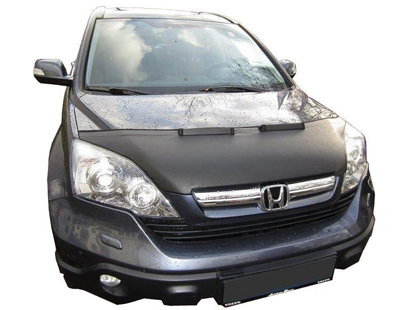 HOOD BRA Front End Nose Mask for Honda CR-V 2006-2012 Bonnet Bra STONEGUARD PROTECTOR TUNING