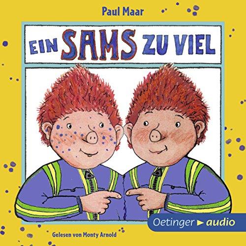 Ein Sams zu viel                   Autor:                                                                                                                                 Paul Maar                               Sprecher:                                                                                                                                 Monty Arnold                      Spieldauer: 1 Std. und 48 Min.     80 Bewertungen     Gesamt 4,5