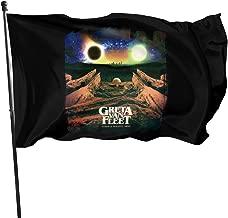 Yangzhijuan Greta Van Fleet Flag 3x5 Ft