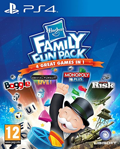 Hasbro Family fun Pack PS4 [