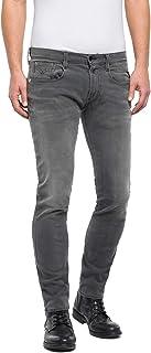Replay Grey Hyperflex Slim Fit Jean/Denim Pants - M914-000-661-S08-010