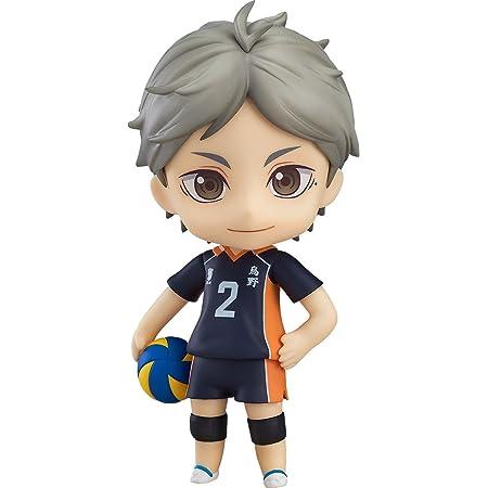 "BUON SMILE COMPANY G90213 - Figura ""Nendoroid Koushi Sugawara"""