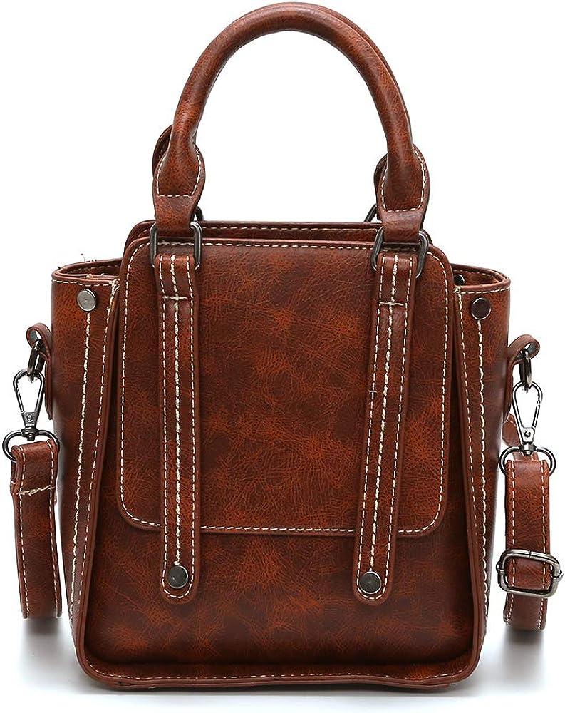 Bucket Shoulder List price Bag online shop Crossbody Purse Vintage Handbag Leather