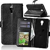 YYhin Cas Housse pour Coque LG X Screen K500N(4.93'),Etui en Cuir pour téléphone Portable, Etui à...