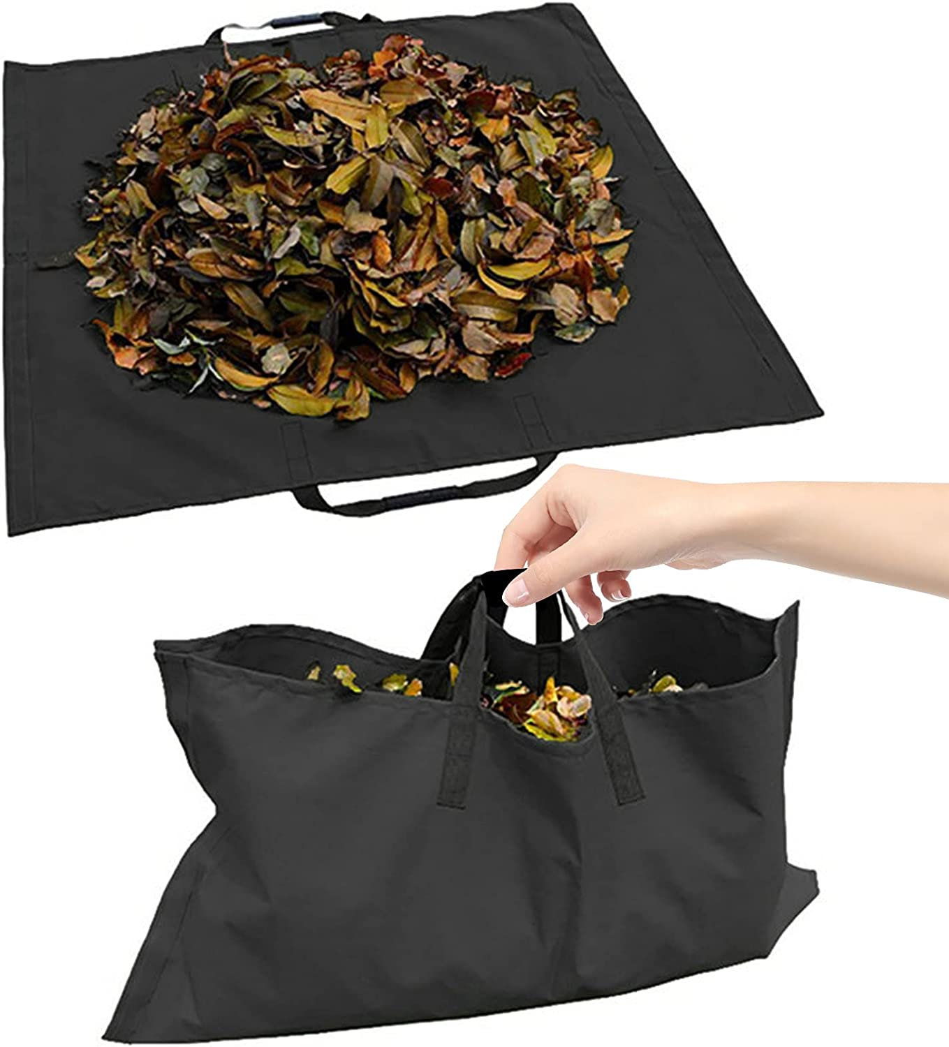 Leaf Bag for At the price Collecting Leaves Reusable Heavy Duty Gardening wholesale Ba