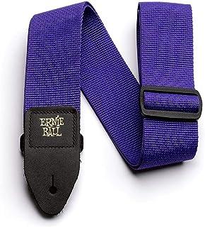 Ernie Ball P04045 Ernie Ball Purple Polypro Guitar Strap, 182 cm