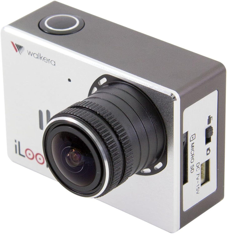 aquí tiene la última XciteRC 15003043 - - - La videocámara Full HD Look con la transmisión de vídeo a 5,8 GHz Integrado  de moda