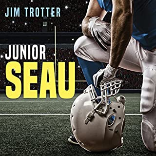 Junior Seau audiobook cover art