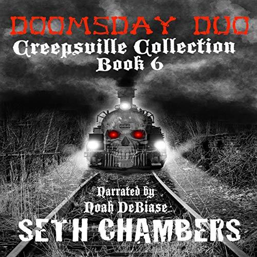 Couverture de Doomsday Duo
