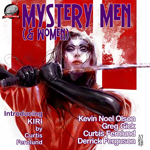 Mystery Men (& Women), Volume 3 cover art