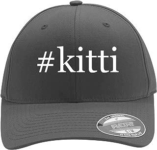 #Kitti - Men's Hashtag Flexfit Baseball Cap Hat
