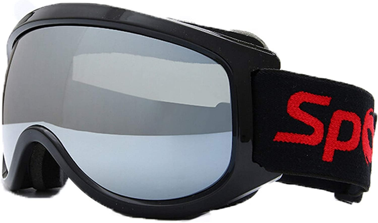 Safety Predection Goggles Ski Goggles AntiFog and SandProof Climbing Snow Goggles for Unisex AdiSaer