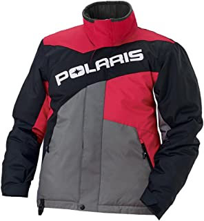 Polaris Men's Drifter Jacket - Red, Large