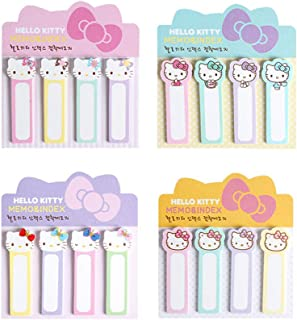 Hello Kitty KT 0219 Sticky Index Tabs, Multicolor