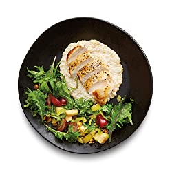 Amazon Meal Kits, Thyme-Roasted Chicken with Apple-Kale Salad, Serves 2
