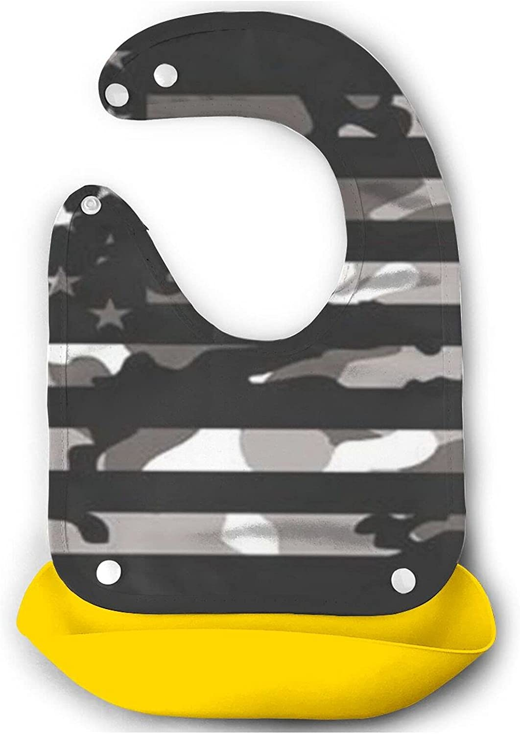 American Free Challenge the lowest price Shipping Cheap Bargain Gift Tactical Camo Flag Baby Babies For Toddlers Cute Bib